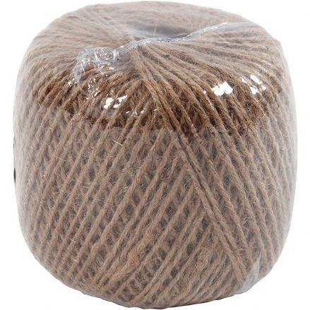 Creotime Natural Twine 2mm thickness